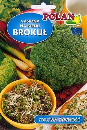 kiełki brokuł